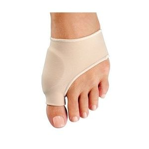 DR FEDOR Nylon Bunion Sleeve with Gel